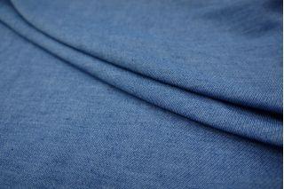 Хлопок костюмно-плательный сине-белый PRT-N4  04071804