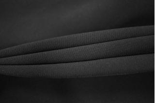 Костюмный полиэстер черный PRT-N5 04071811