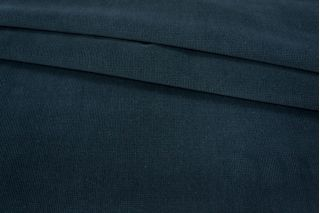 Вельвет-стрейч хлопковый темно-синий PRT1-D3 04041815