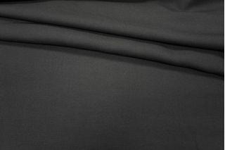 Костюмная вискоза черная PRT1-E4 04041836