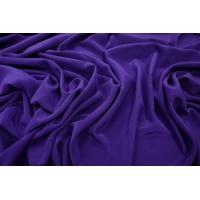 Крепдешин Cavalli шелковый фиолетовый PRT1-O2 08021801