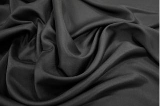 Костюмная вискоза черная PRT-E4 08051805