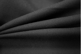 Вискоза с шерстью черная PRT-C4 08051808