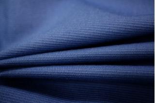 Репс хлопковый синий PRT-H4 27021814