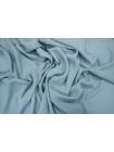 Крепдешин шелковый голубой PRT-N2 12031802