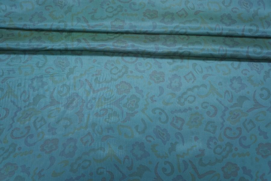 Подкладочная вискоза в цветочек PRT-C5 12031805