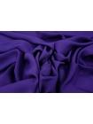 Шелковый дабл-креп фиолетовый PRT1-D4 27021809