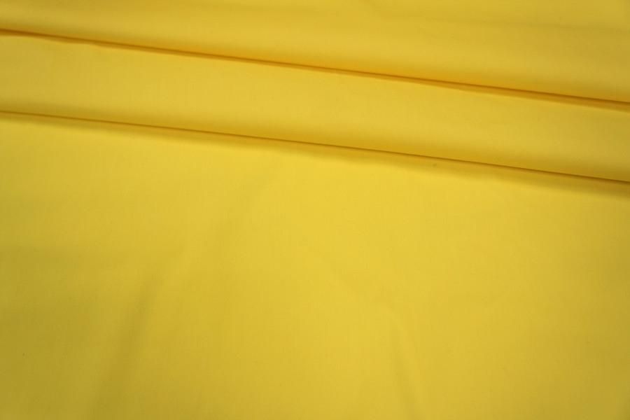 Плащевка хлопковая желтая PRT1-A2 11041805