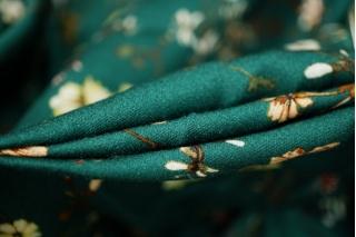 Штапель-сатин цветочный LEO-E3 11071803