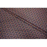 Штапель вискозный цветы LEO1-B2 11071809