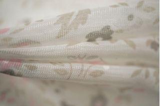 Батист хлопок с шелком цветы PRT-B3 13031801