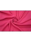 Крепдешин шелковый розовая фуксия PRT 13031803