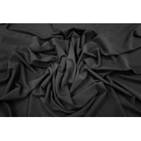 Холодный трикотаж креповый черный PRT1-I3 15031806