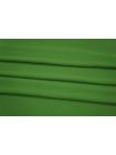 Холодный трикотаж креповый зеленый PRT1-A6 15031808