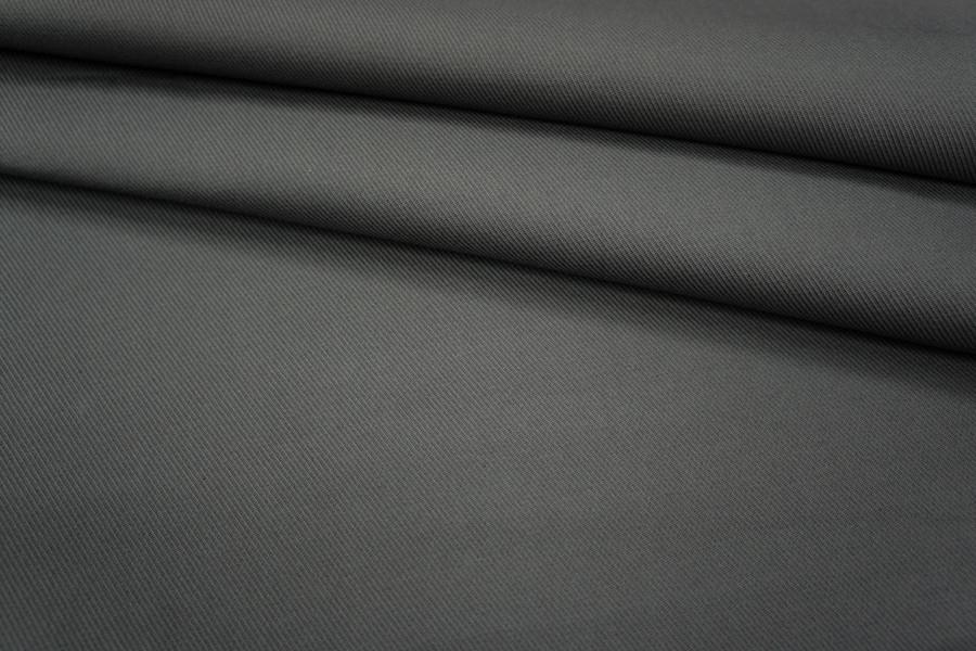 Хлопок костюмный серый PRT-H4 16041814