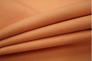 Вискоза костюмно-плательная двухслойная оранжевая PRT-N2 18061801