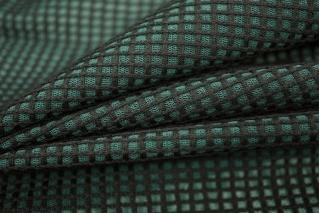 Хлопок на сетке черно-зеленый PRT-K4 18061815