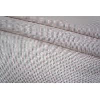 Хлопок-стрейч рубашечный ромбы UAE-B6 19011812