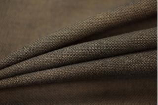 Рубашечный хлопок ромбы коричневый PRT-I2 18041809