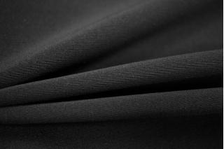 Джерси вискозный черный PRT1-R4 19031805