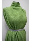 Трикотаж хлопковый зеленый PRT-R3 19031820