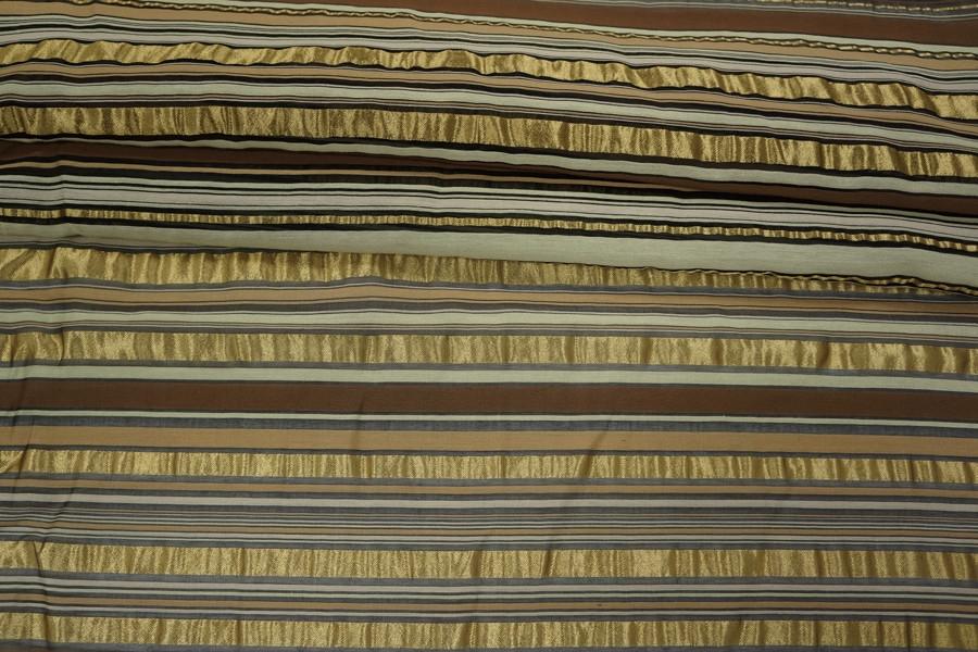 Батист шелковый в полоску PRT-N3 20061809