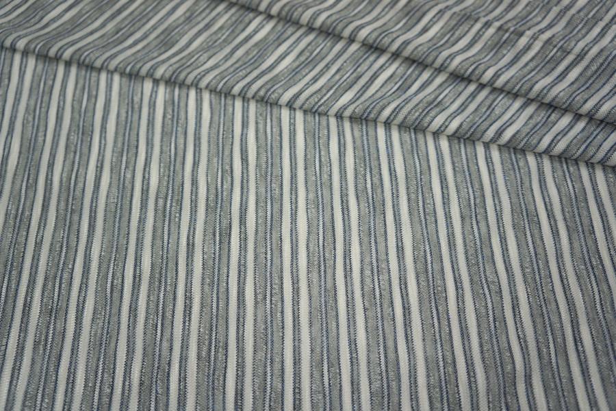 ad37957cc41 Трикотаж с люрексом в полоску серый-белый PRT 21031813 - купить в ...