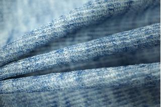 Трикотаж голубой хлопок с вискозой PRT-R4 21031819