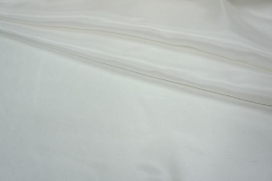 Шелк подкладочный белый LEO2-C5 21051801