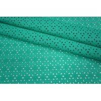 Шитье хлопок насыщенная зеленая мята LEO-B3 21051807