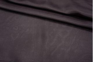 Шелк подкладочный черничный LEO-D4 21051810