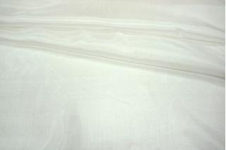Шелк подкладочный белый LEO-D4 21051815