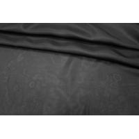 Шелк подкладочный черный LEO-C3 21051816