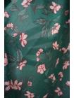 Креповая вискоза цветы LEO1-B2 23041813
