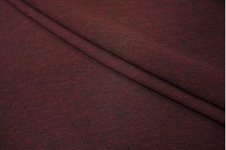 Хлопок костюмно-плательный бордовый PRT-M3 23071808