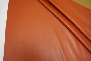 Кожзам тонкий рыжий LT1-J6 14101625