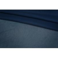 Шифон креповый темно-синий PRT-J4 25061803