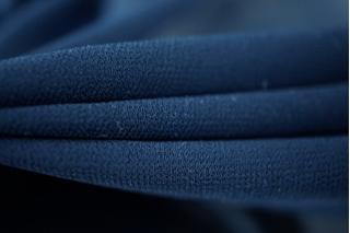 Шифон креповый темно-синий PRT-K4 25061803