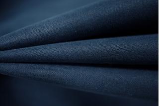 Хлопок костюмный темно-синий PRT-M3 25061805