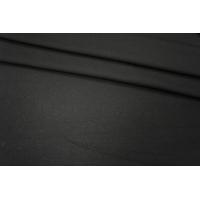 Креп костюмно-плательный черный PRT-M3 25061814