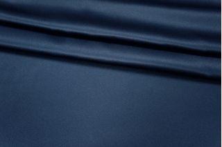 Атлас плательный темно-синий PRT-M5 25061818