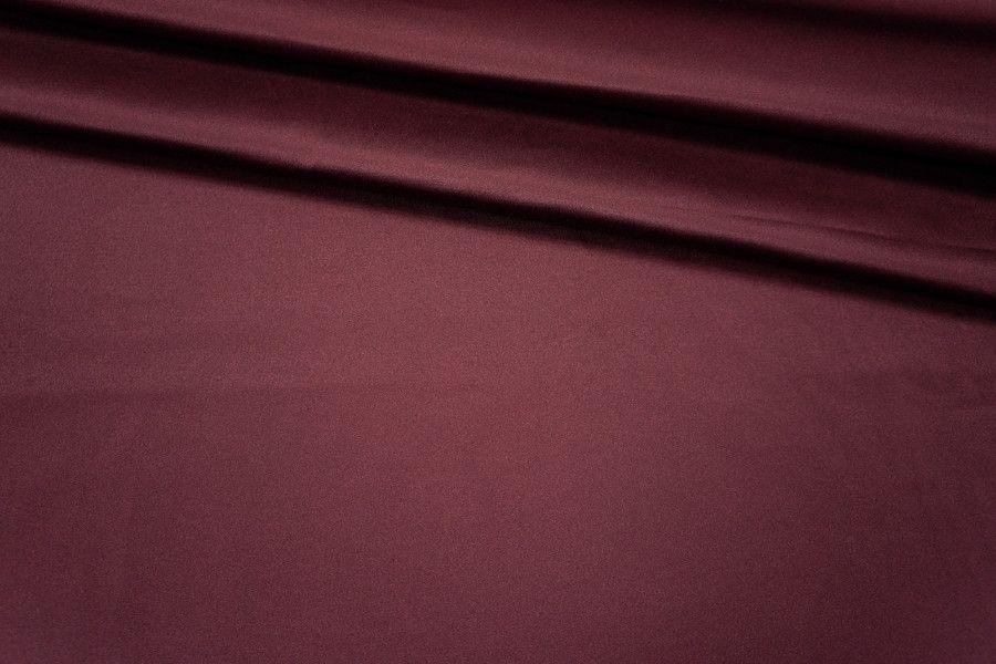 Атлас-стрейч темный ягодный MX-F3 27061805