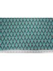 Трикотаж вискозный ромбы MX-D6 27061807