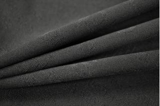 Трикотаж спортивный черный PRT-K4 28031803