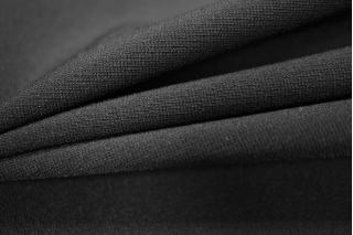 Джерси черный вискозный PRT-Q3 28031804