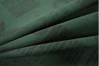 Трикотаж спортивный зеленый PRT-Q3 28031805