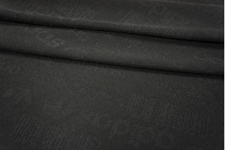 Трикотаж спортивный черный PRT-Q3 28031806