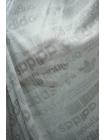 Трикотаж спортивный бело-серебристый PRT-Q3 28031824