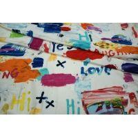 Трикотаж вискозный надписи LEO-P3-2 01061804
