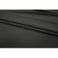 Трикотаж креповый вискозный черный PRT-A5 01081805